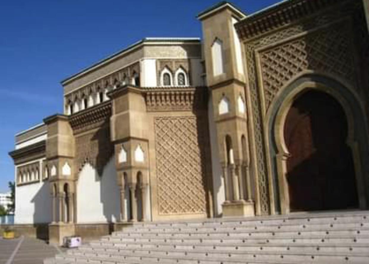 صورة كورونا تغلق مسجد بأكادير