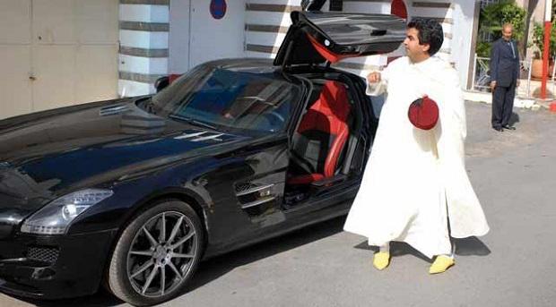 صورة اعتقال البرلماني سمير عبد المولى