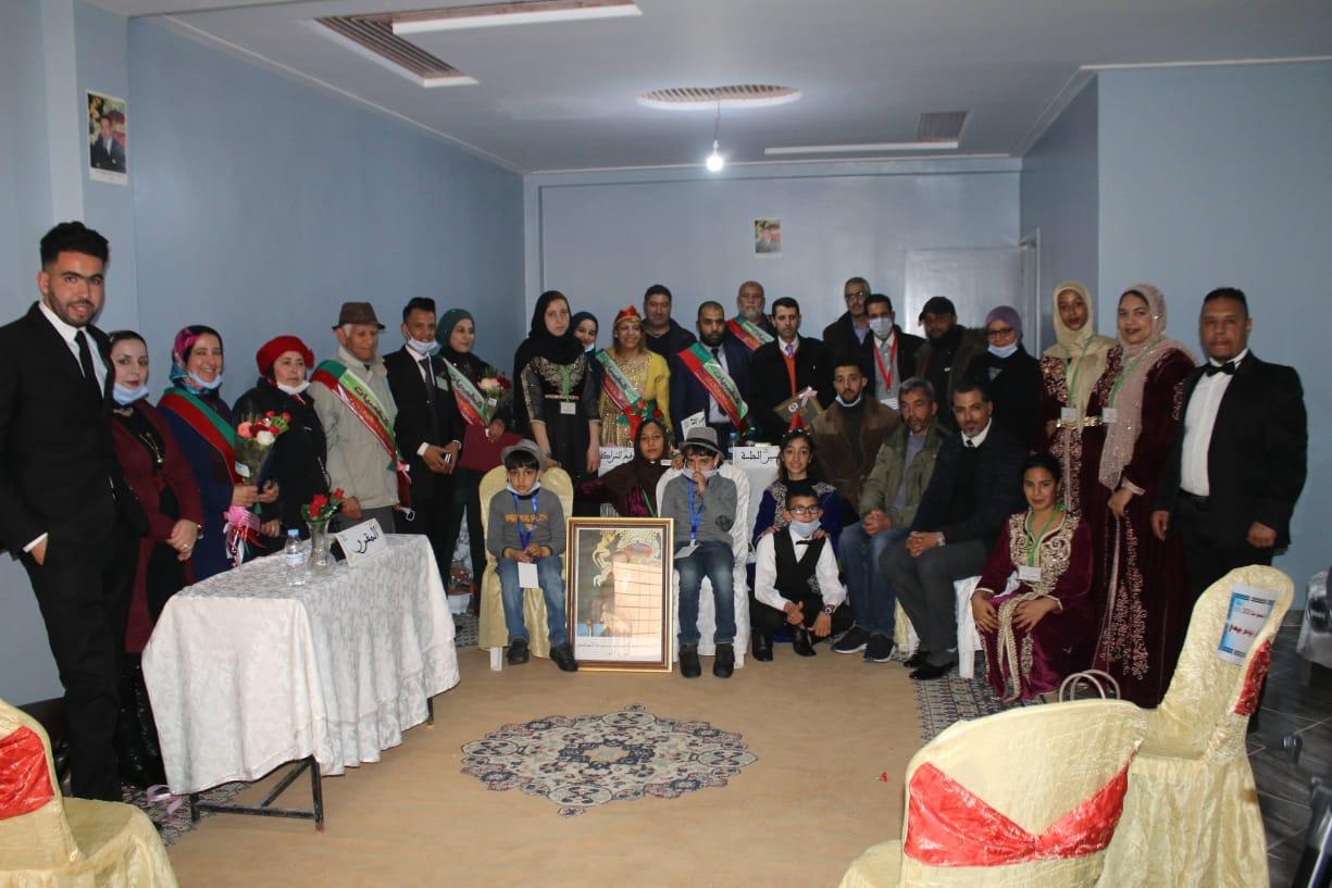 صورة وجدة | فاعلون جمعويون يوقعون إتفاقية شراكة وتعاون ومؤسسة بستان الأناشيد تكرم شخصيات السنة 2020