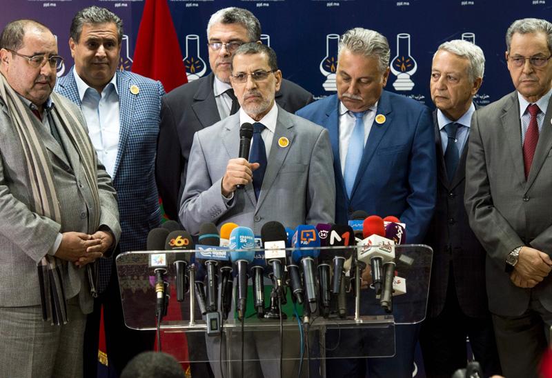 """صورة السماح للأحزاب """" تسول """" أموال الإنتخابات"""