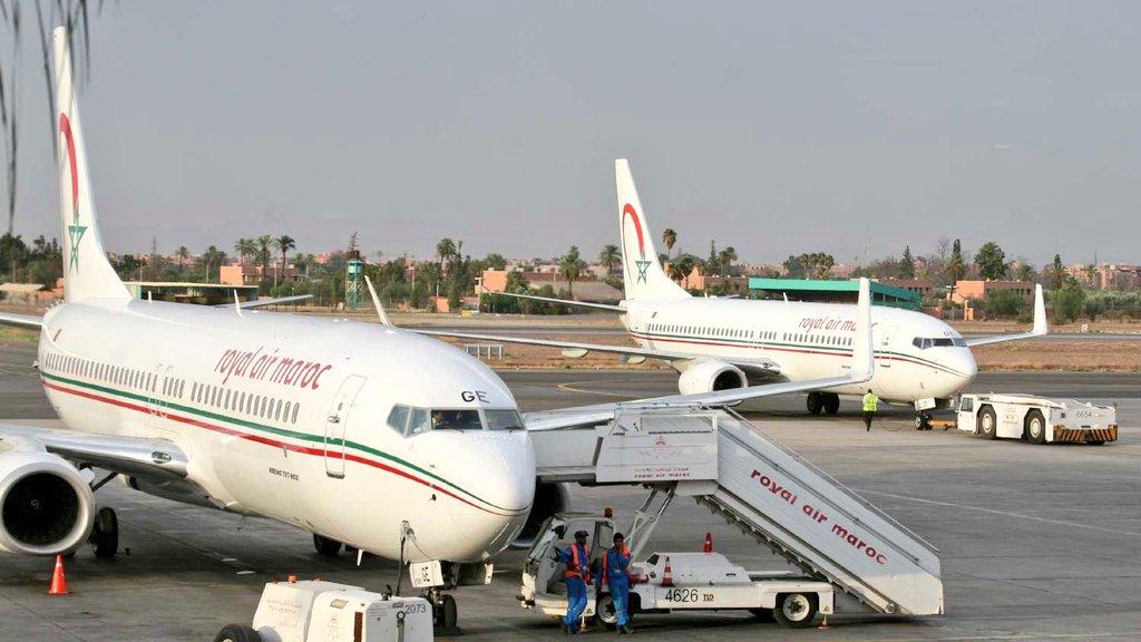 صورة المغرب يعلق الرحلات الجوية مع فرنسا وإسبانيا