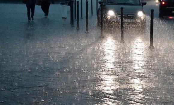 صورة نشرة خاصة | أمطار قوية وتساقط الثلوج يومي الأحد والاثنين بعدد من الأقاليم