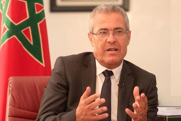صورة وزير العدل يأمل تولي المرأة المحامية منصب النقيب خلال السنوات المقبلة