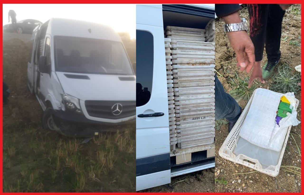 صورة حجز طنين و286 كلغ من مخدر الشيرا بين مدينتي العرائش وطنجة