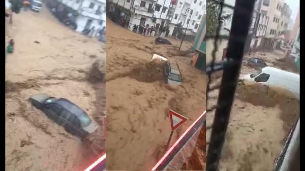 صورة سلطات تطوان تحصي خسائر الأمطار