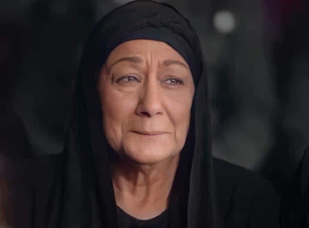 صورة وفاة الفنانة المصرية أحلام الجريتلي