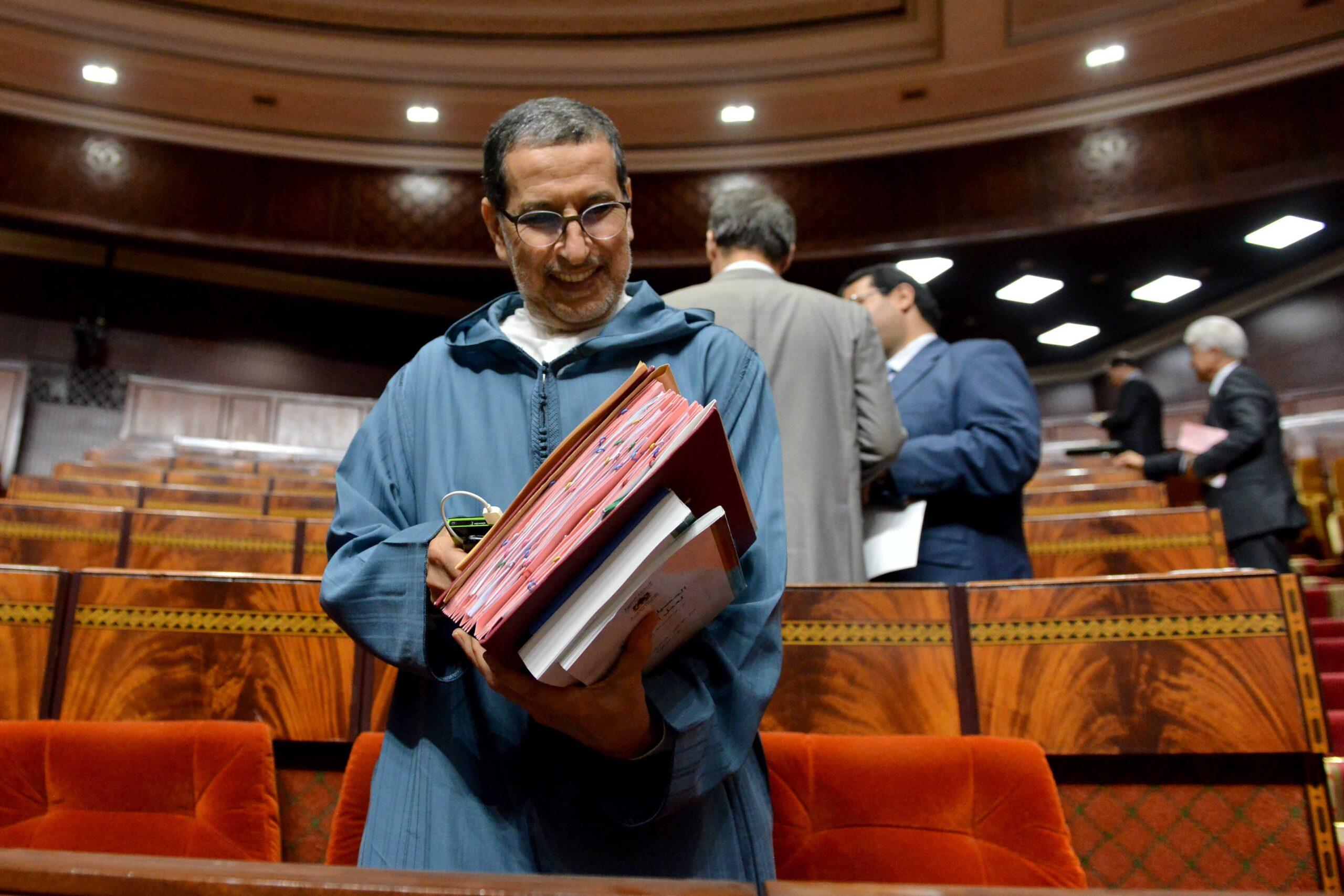 """صورة """"البيجيدي """" يفقد أغلبيته و مجلس النواب يصادق على تعديل القاسم الإنتخابي"""