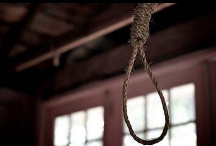 """صورة انتحار """" بحار """" شنقا بأكادير"""