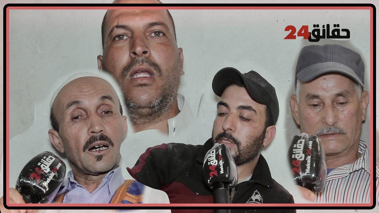 صورة رب أسرة بأكادير يصرخ .. شريت بقعة بوثائق قانونية وبنيتها بالكريدي وحكموا عليا بالإفراغ بعد 11 عام ديال السكن