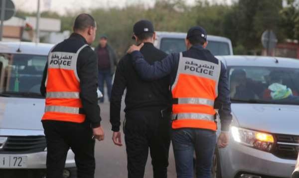 """صورة 10 أشهر لضابط شرطة حاول تلفيق تهمة الرشوة لـ""""وكيل الملك""""!"""