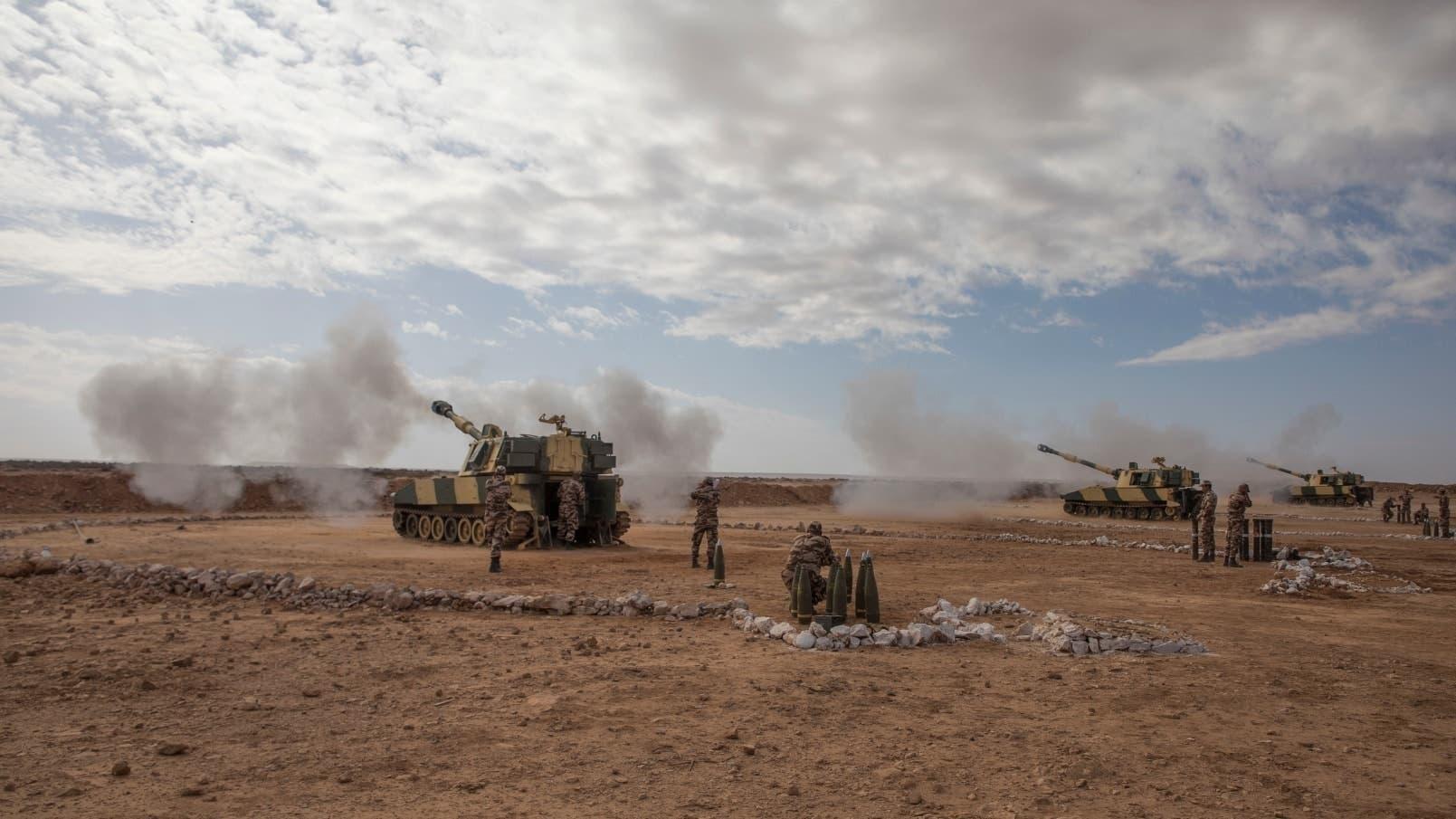 صورة الغموض يلف مصير زعيم جبهة البوليساريو بعدالقصف المغربي
