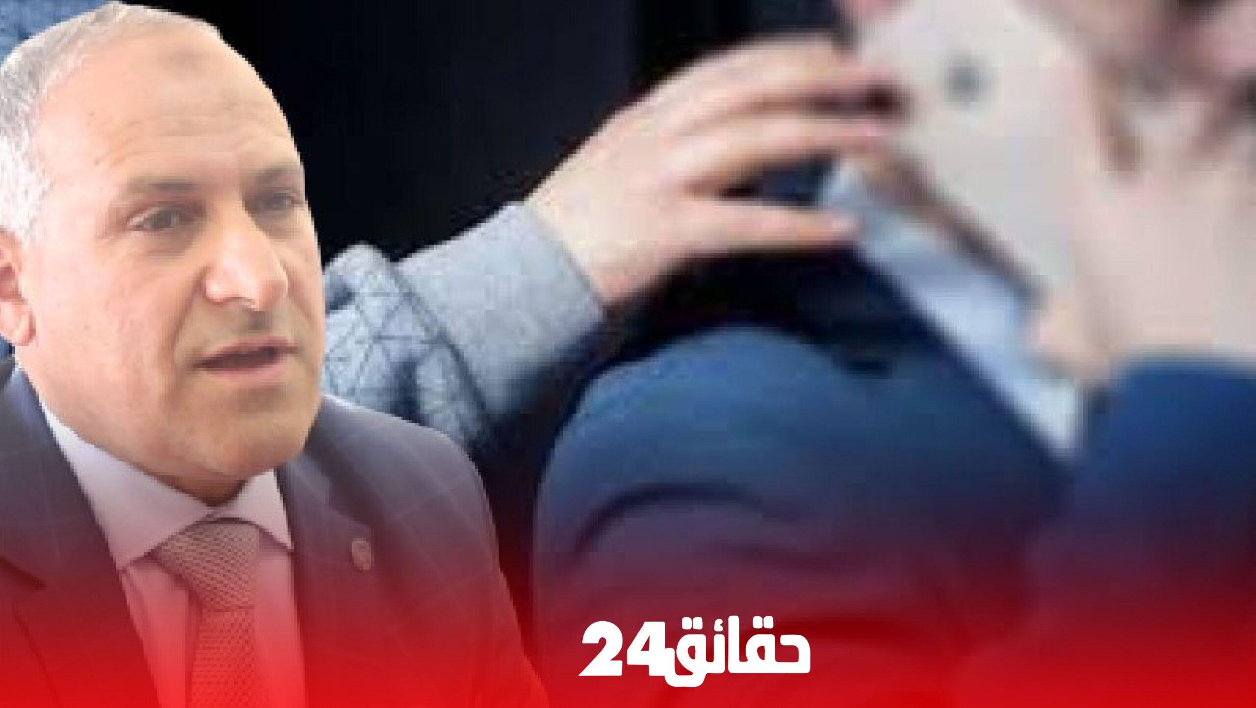 صورة مراكش .. سرقة هاتف عامل إقليم سيدي افني !