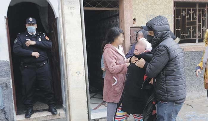"""صورة الشرطة الإسبانية تعتقل مرتكب """"مذبحة سلا"""""""