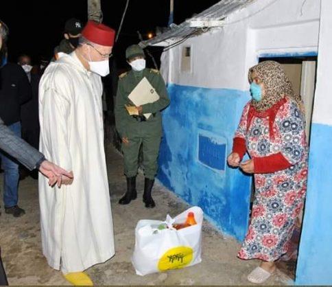 """صورة رجاء كساب : الحكومة تتفرج على نهب جيوب المغاربة وتركتهم عرضة لأصحاب """"القفف"""""""
