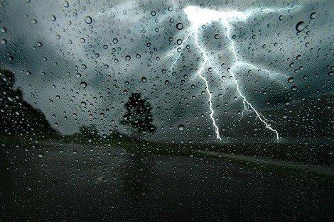 صورة نشرة خاصة | أمطار رعدية قوية بعدد من أقاليم المملكة