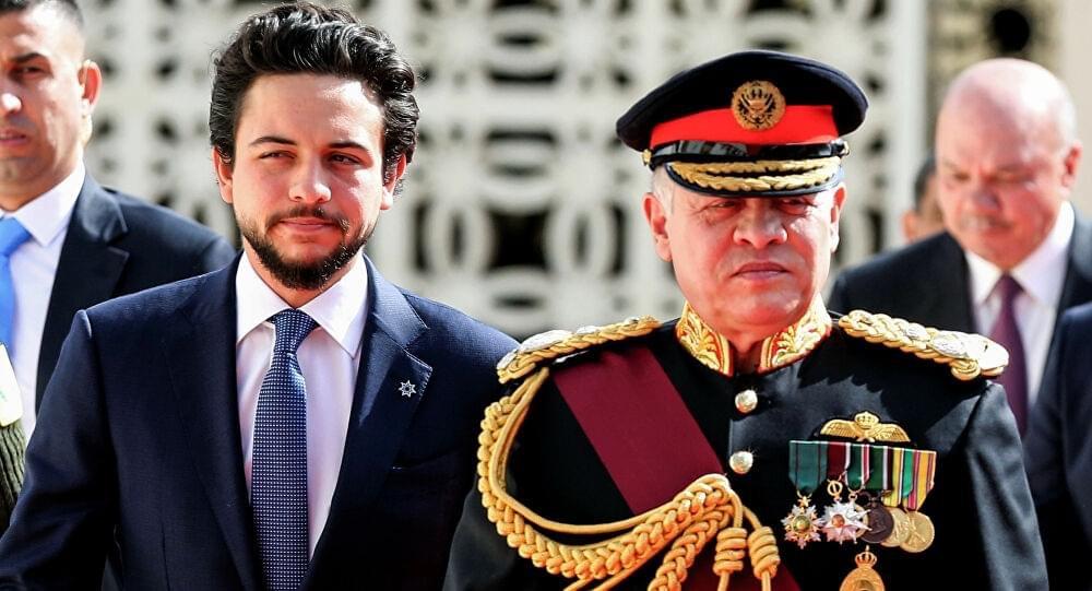 صورة عاجل ..  إحباط محاولة انقلاب في الأردن واعتقال الأمير حسن بن زيد