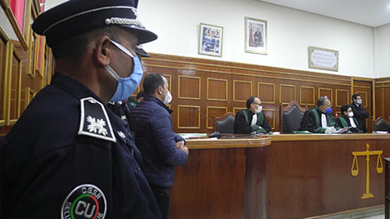 """صورة السجن 8 سنوات لنائب وكيل الملك في ملف """"عصابة القاضي وشركاءه"""""""