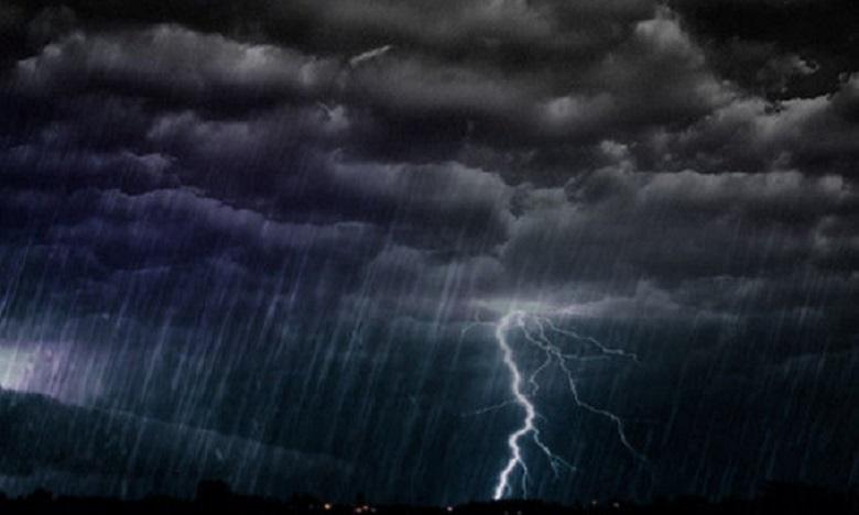 صورة أمطار قوية يومي الجمعة والسبت