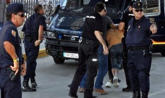 صورة مصرع سائق مغربي بالرصاص في اسبانيا