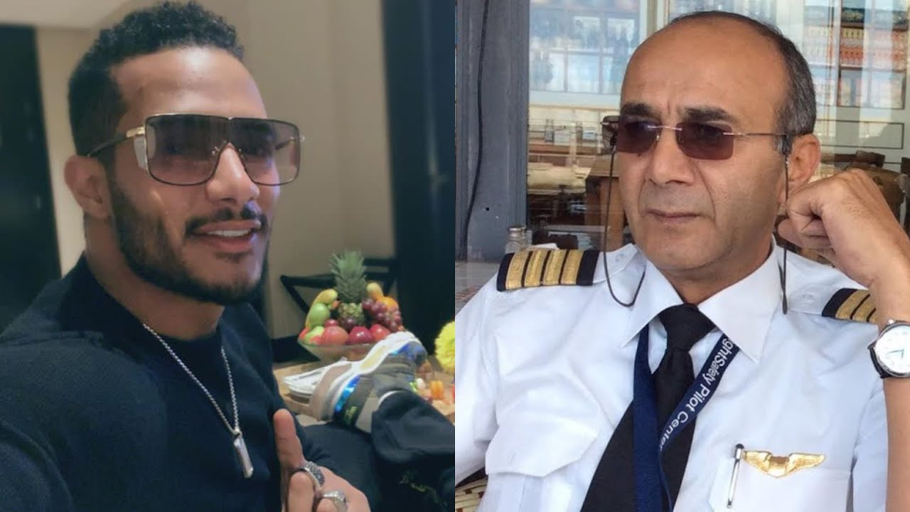 صورة وفاة الطيار المصري الذي تسبب رمضان في طرده من العمل