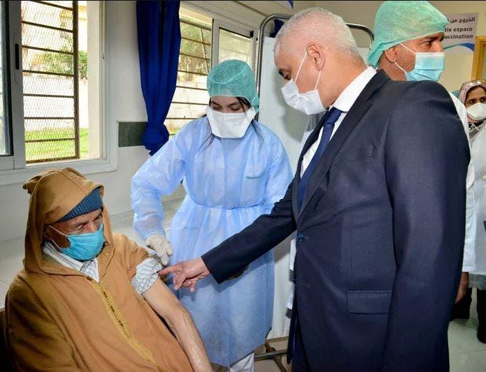 صورة بعد تسجيل إصابات بجلطات الدم : وزارة الصحة تشدد المراقبة على لقاح أسترازينيكا