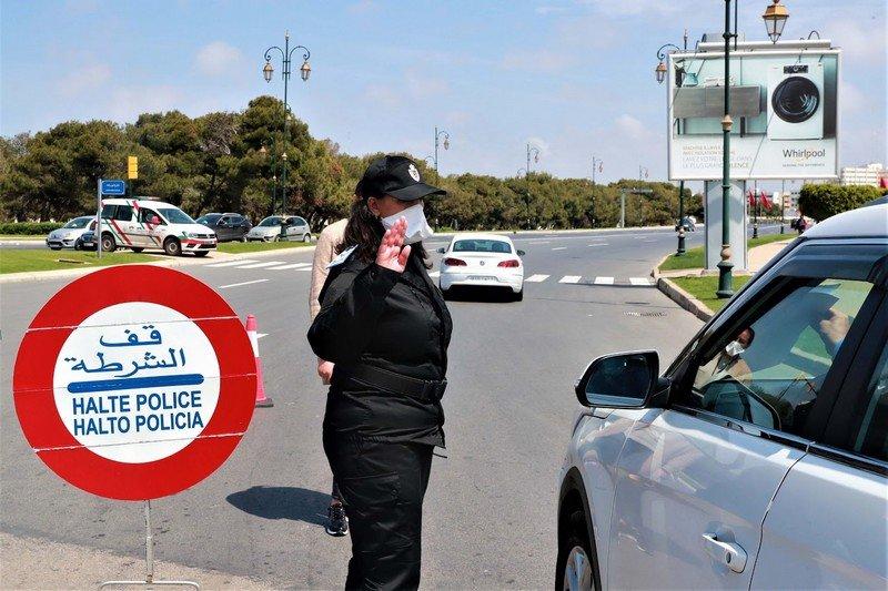 صورة منع التنقل من و إلى مدينة فاس من 11 الى 16 ماي باستثناء المتوفرين على شهادة التلقيح ورخص استثنائية