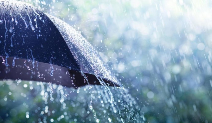 صورة أمطار رعدية قوية بعدد من مناطق المملكة