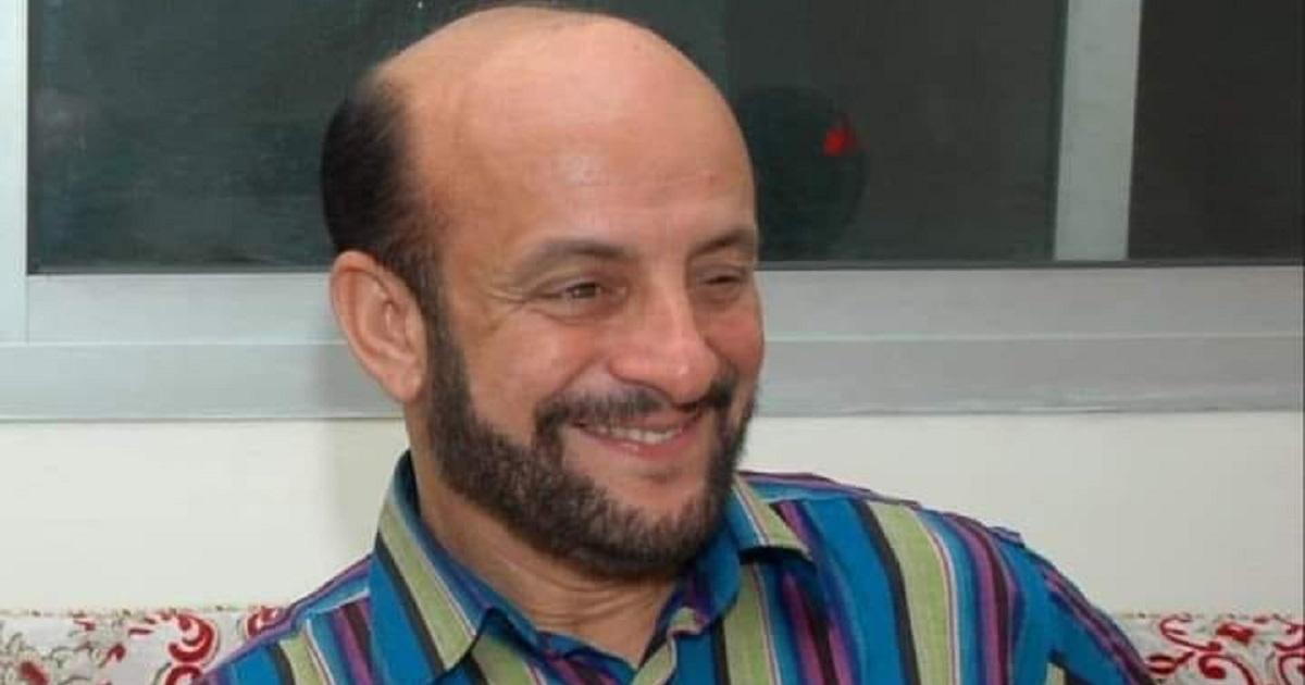"""صورة العثور على الممثل المغربي """"مصطفى حمصاني"""" جثة هامدة في منزله"""