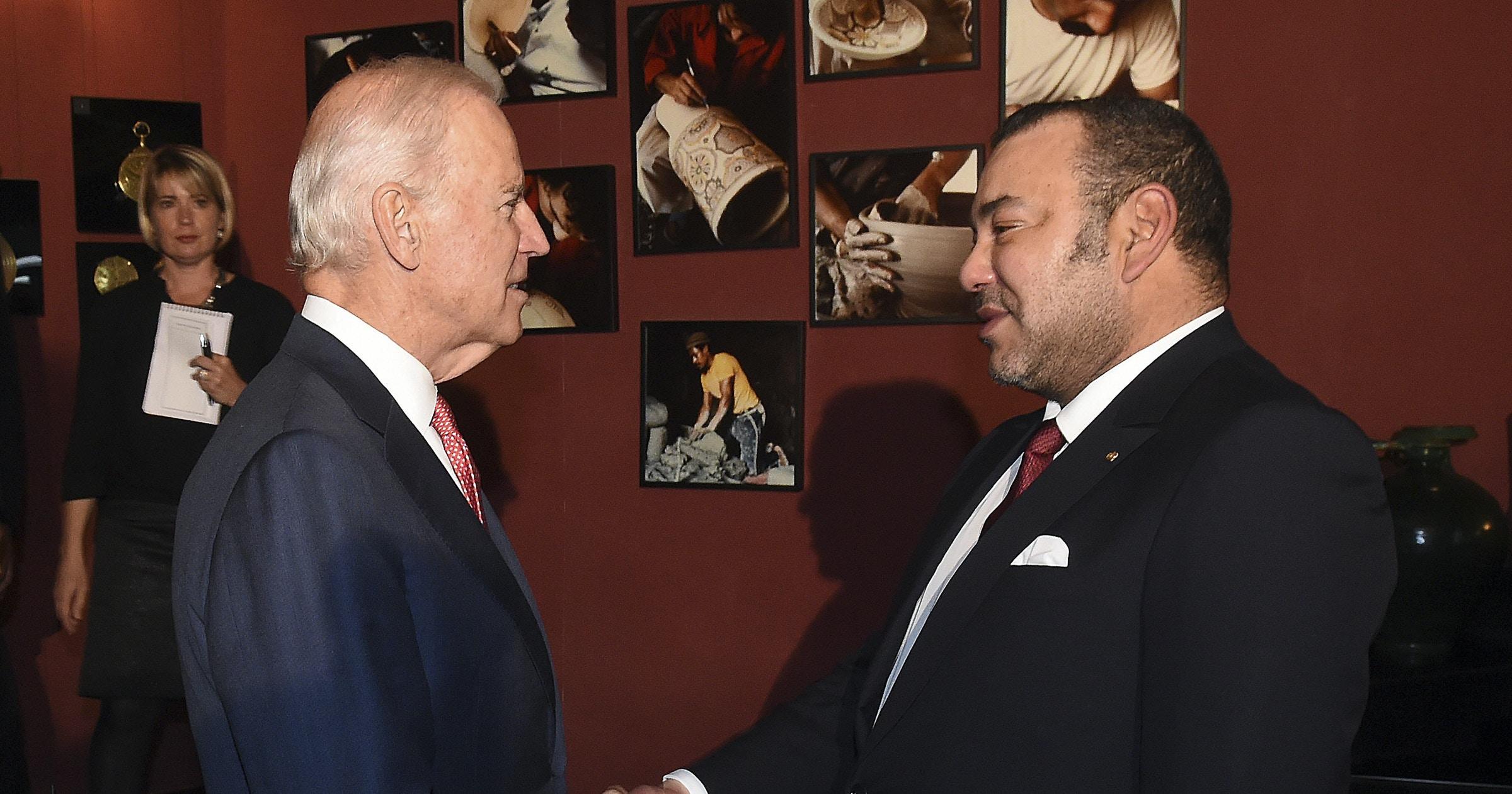 صورة رسميا .. إدارة بايدن لن تتراجع عن قرار ترامب بشأن مغربية الصحراء