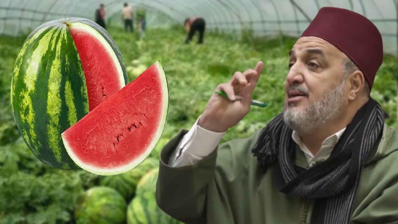 """صورة تجار """"الدلاح """" يجرّون أبو زيد إلى القضاء"""