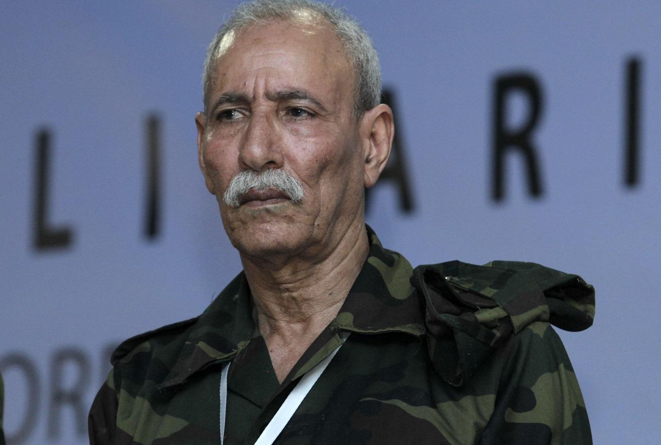 صورة زعيم جبهة البوليساريو يمثل اليوم أمام القضاء الاسباني
