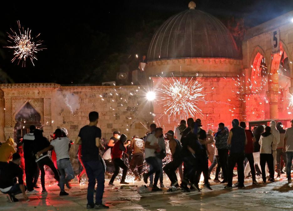 صورة المغرب يستنكر التصعيد الإسرائيلي في القدس واقتحام المسجد الأقصى