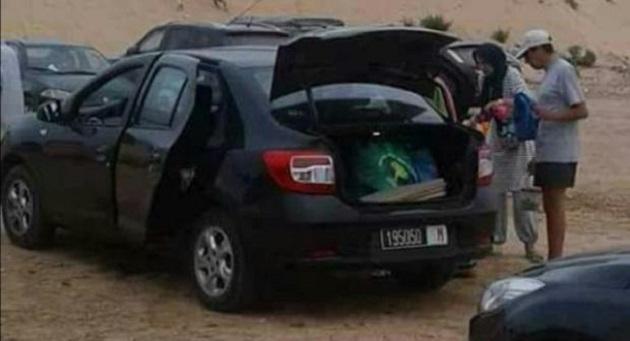 صورة استغلال سيارات الدولة لأغراض شخصية يستنفر وزارة الداخلية