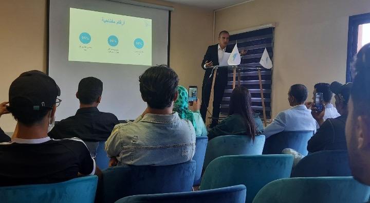 صورة المهدي زندول رئيسا لجمعية التجمع الوطني للمقاولين الشباب