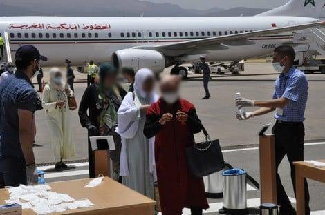 صورة الجالية المغربية بدول الخليج تستنكر اقصائها من الفئات المستفيدة من تخفيضات أسعار السفر