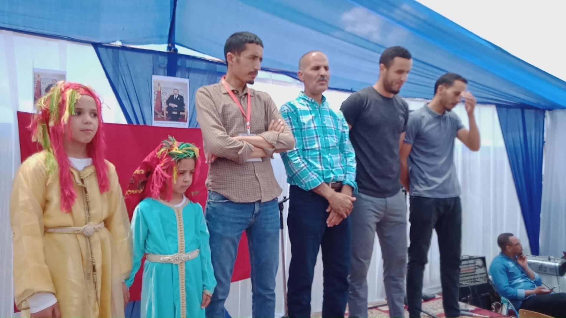 صورة بعد تجديد مكتبها جمعية الآباء تحيي حفلا تربويا بمدرسة تيكافيين بإقليم الحوز