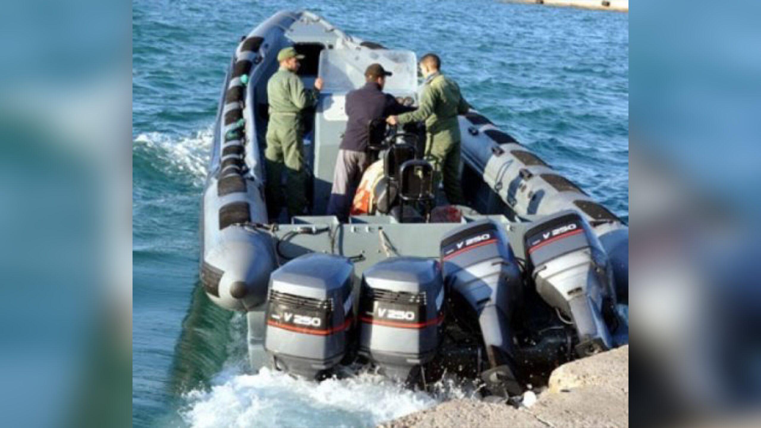 صورة الدرك البحري يحبط محاولة سرقة يخت بمنتجع كابيلا بالمضيق
