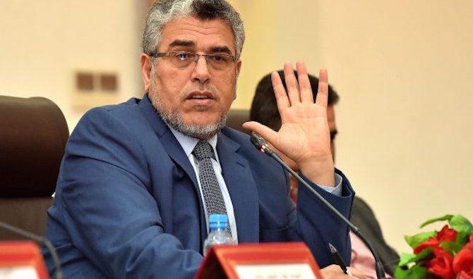 صورة الرميد يقدم استقالته من حزب العدالة والتنمية