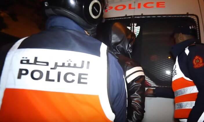 صورة اعتقال نائب وكيل الملك بتهمة التهريب الدولي للمخدرات