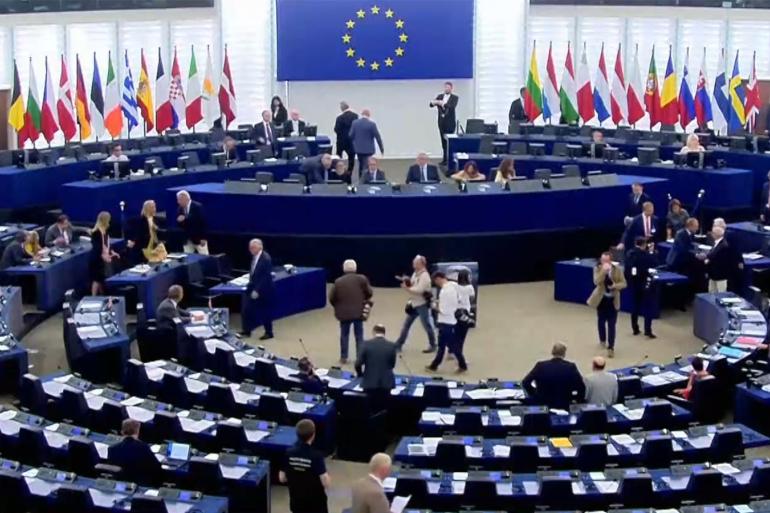 صورة البرلمان الأوروبي يدين المغرب بدعوى إقحام القاصرين اثناء ازمة الهجرة في سبتة