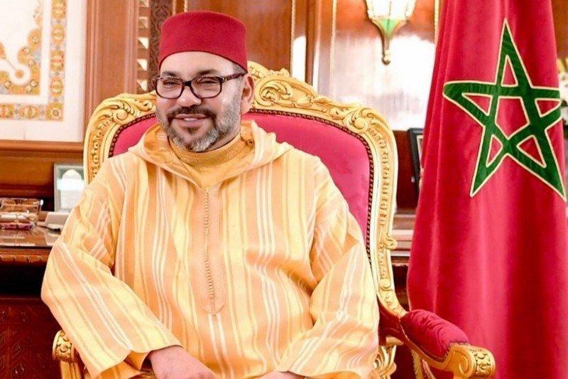 صورة صحيفة هولندية تختار الملك محمد السادس شخصية الأسبوع