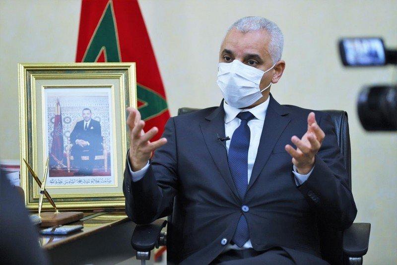 صورة وزير الصحة يحذر المغاربة مع اقتراب عطلة الصيف