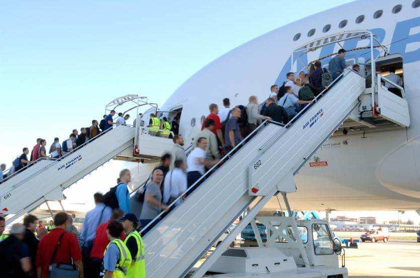 صورة مطارات المغرب تستقبل 195 ألفا و547 مسافرا خلال أسبوع واحد فقط