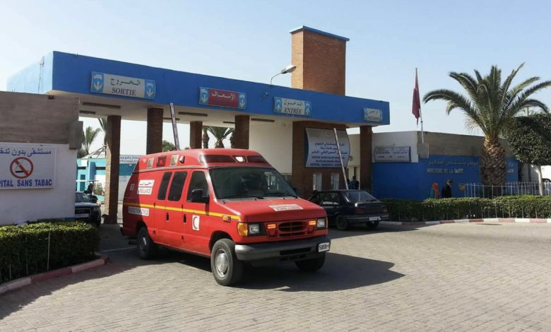 صورة غياب طبيب التخدير يهدد حياة المرضى بمستشفى الحسن الثاني بأكادير