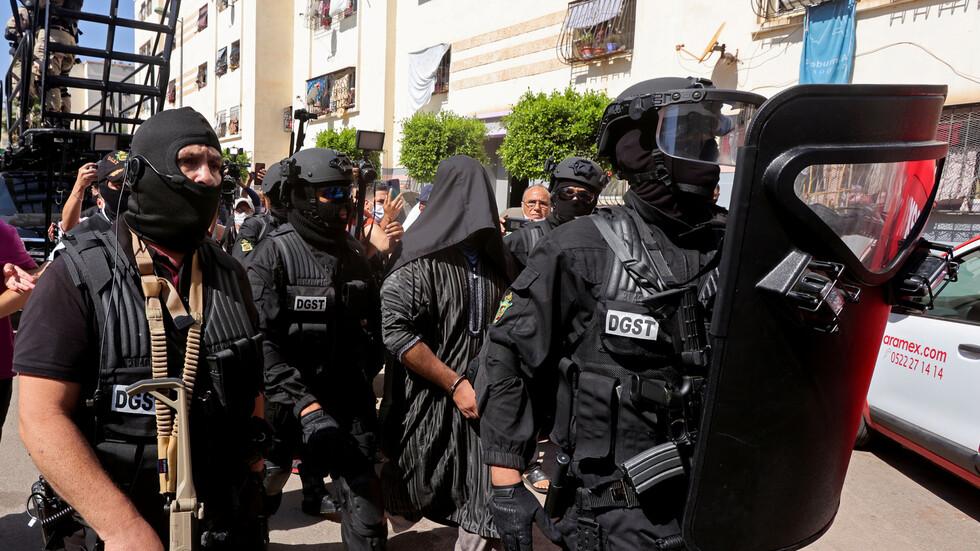 """صورة يتزعمها """"سودور"""" .. تفكيك خلية إرهابية ضواحي مراكش"""