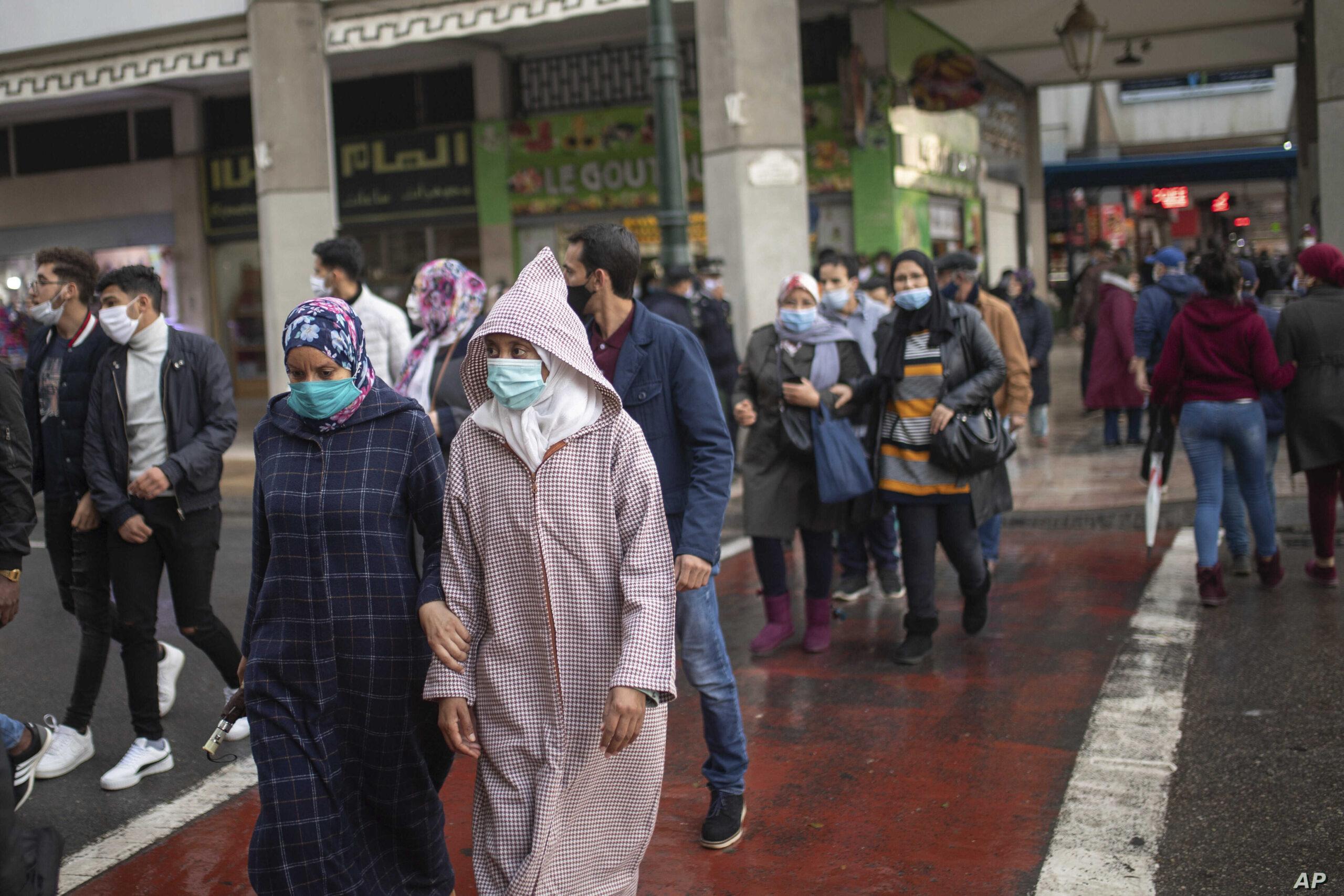 صورة استطلاع : المغاربة راضون عن تدابير مواجهة كورونا