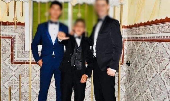 صورة سائق مخمور يسحل ثلاثة اشقاء حتى الموت بطنجة