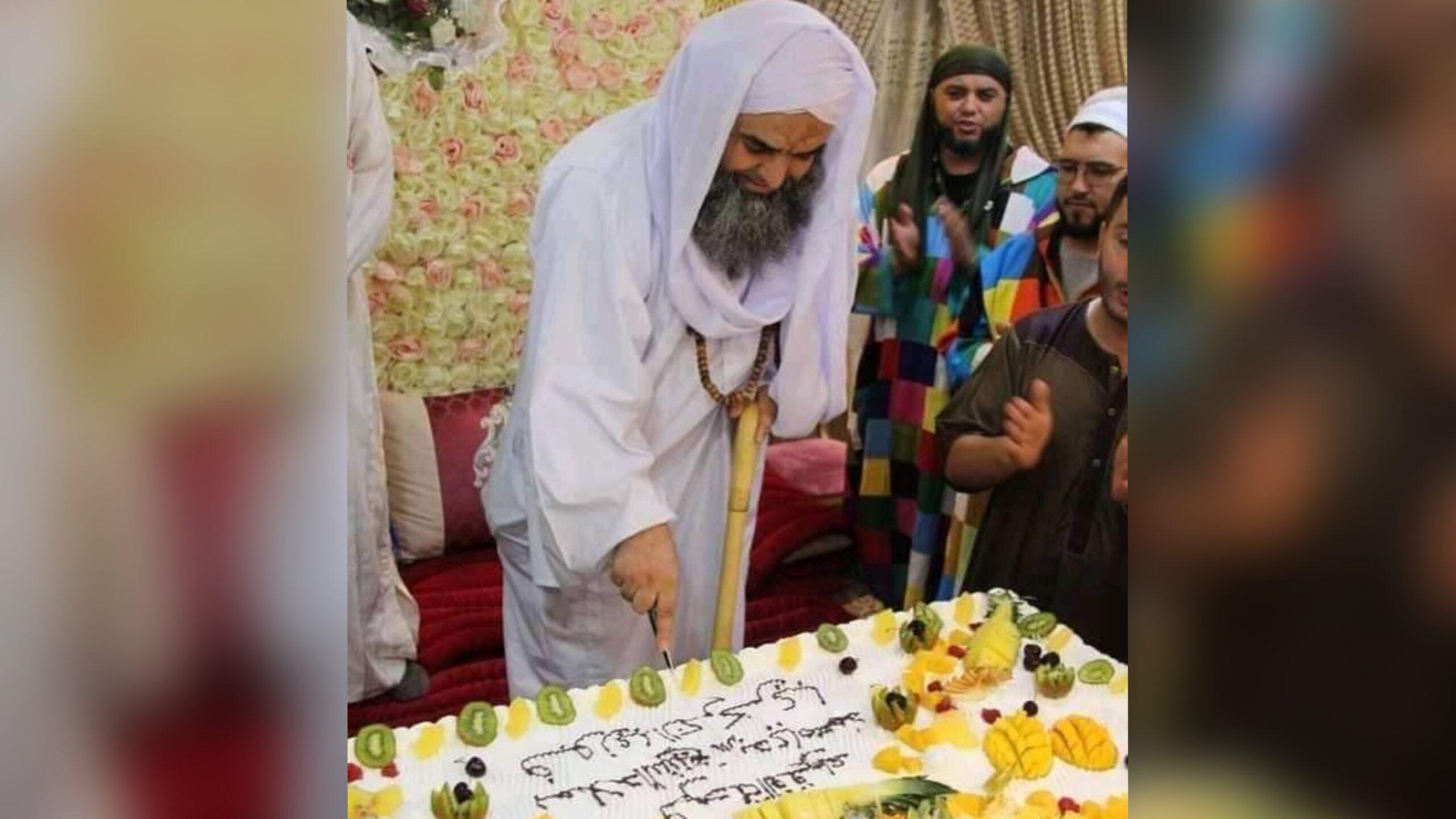 صورة الزاوية الكركرية تحتفل بعيد ميلاد شيخها بطنجة