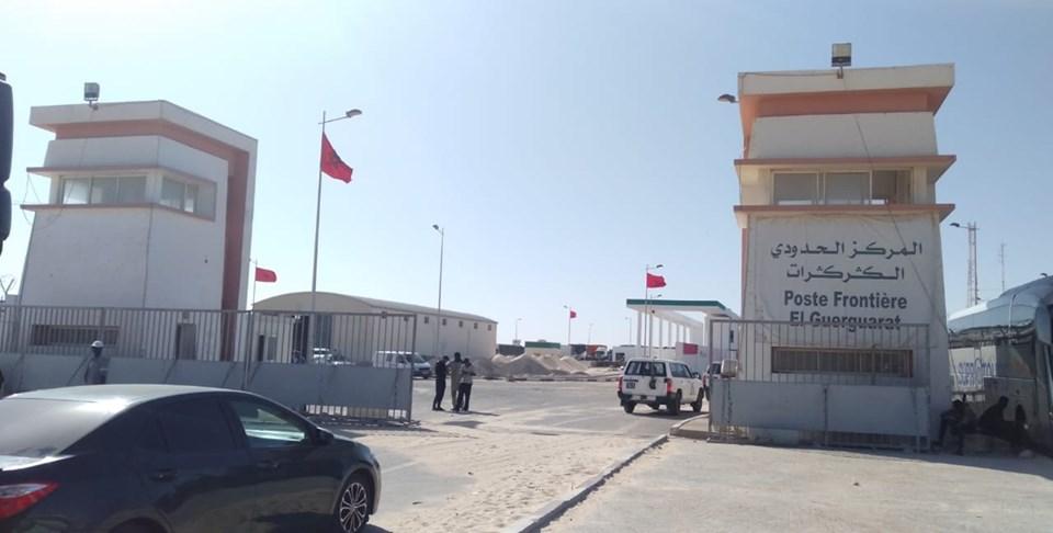 صورة المغرب يعيد رسميا فتح حدوده البرية بالكركرات