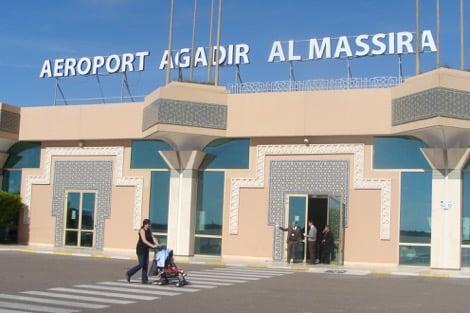 صورة بعد طول انتظار .. فتح قاعدة جديدة تربط مطار أكادير بعدة دول أوروبية